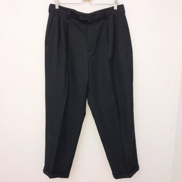 Claiborne Other - Claiborne dress pants size 36 x 30 pleated black